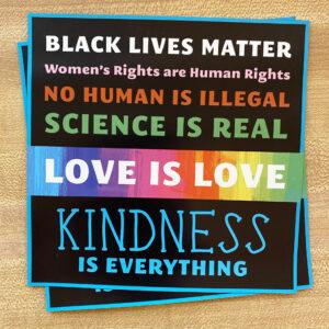 LOVE Magnet by HilaryMadeIt